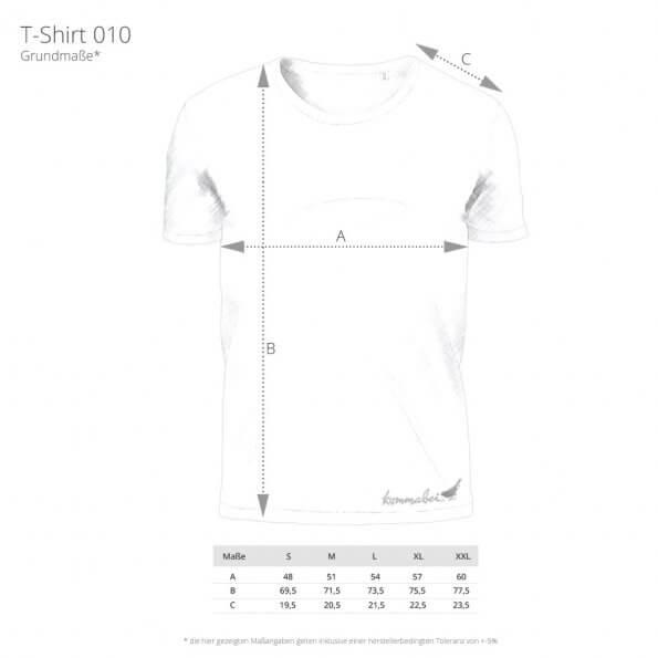 T-Shirt Reineke Fuchs Kommabei 010 shirt Jungs massangaben