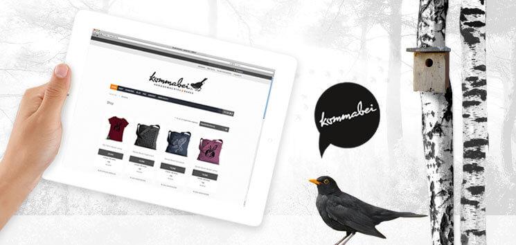 Kommabei Blog: Jetzt Online