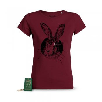 Ladies T-Shirt Meister Lampe
