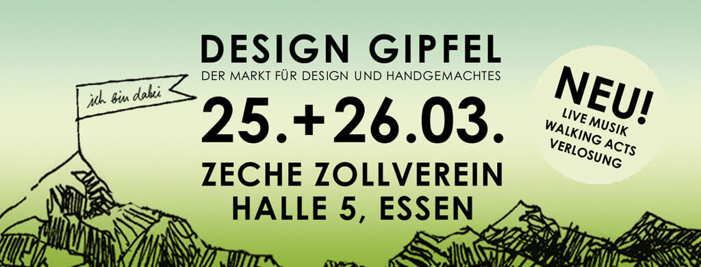 Termine und Märkte Design Gipfel Zollverein Kommabei