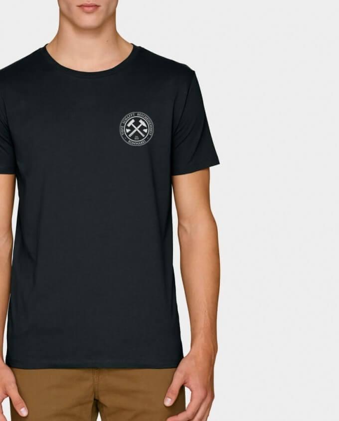 Herren T-Shirt Ruhrpott Kommabei