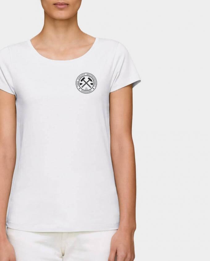 Damen Bio T-Shirt Ruhrgebiet Kommabei