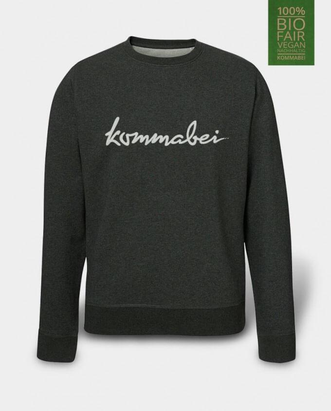 Pullover Kommabei