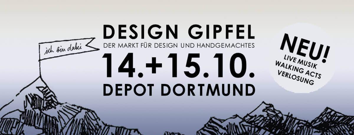 Design Gipfel Dortmund Oktober 2017