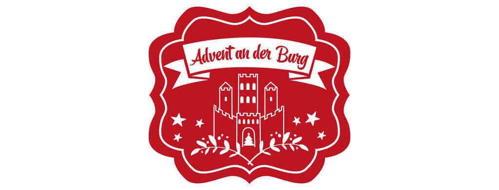 Weihnachtsmarkt Advent an der Burg Kommabei Termine und Märkte