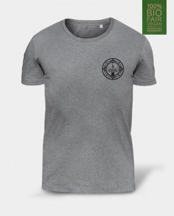 Herren T-Shirt Geleucht Grubenlampe Ruhrpott Kommabei
