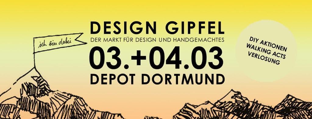 Design Gipfel Dortmund März 2018