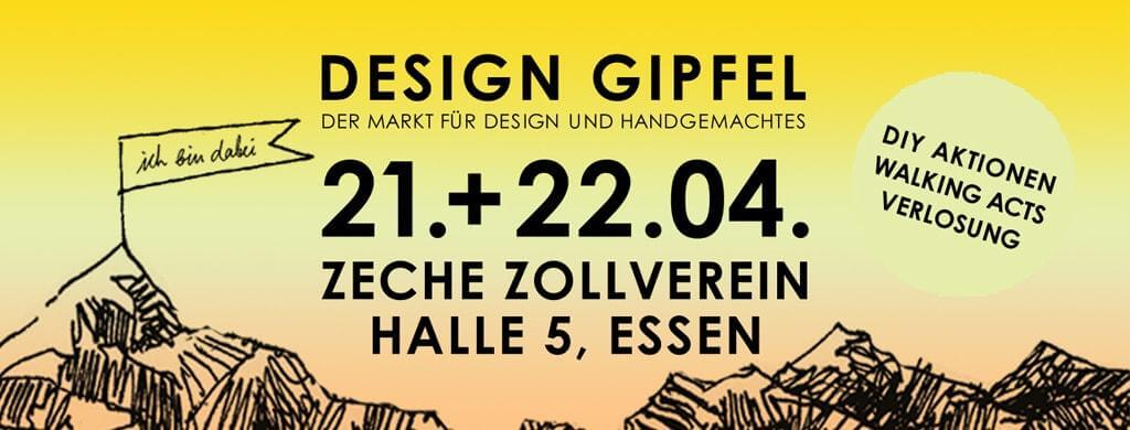 Design Gipfel Essen April 2018