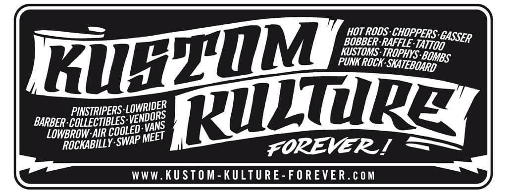 Kustom Kulture Forever 2018