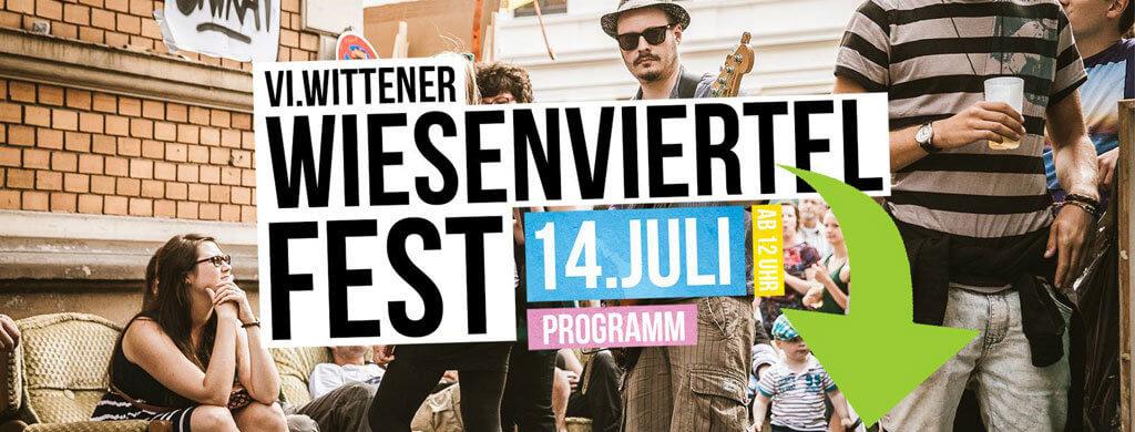 Wiesenviertelfest 2018 in Witten