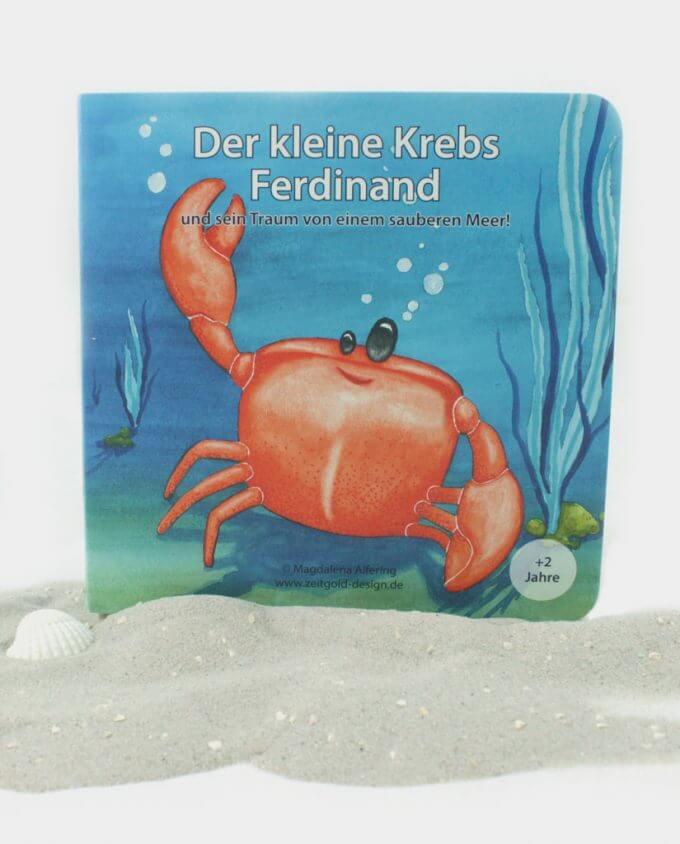 """Kinderbuch """"Der kleine Krebs Ferdinand"""""""